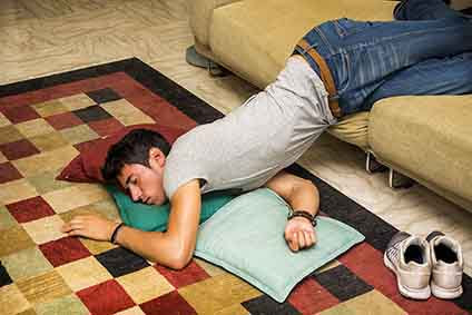 What sleep position is best?