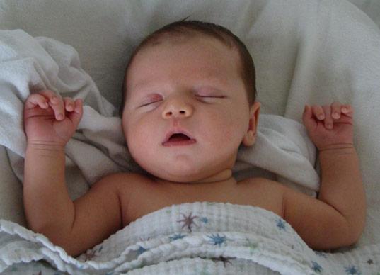 Baby sleep myths debunked